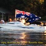 Enjoy Australia Day on our Beautiful River