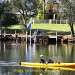 Enjoy Canoing or Kayaking