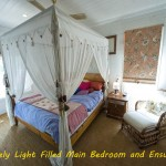 Lovely Light Filled Main Bedroom and Ensuite